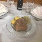 Menu Corro de la Patata